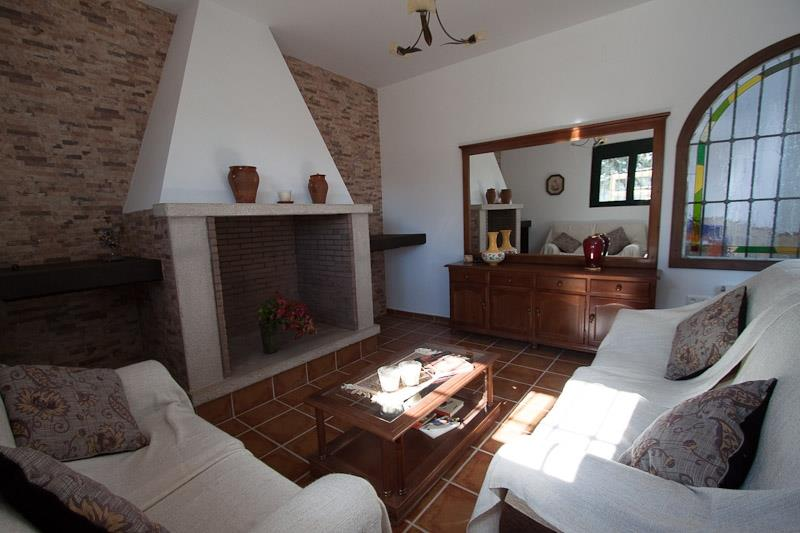 El Molino Viejo - Large Living Room