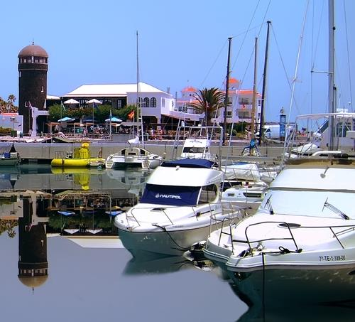Caleta - Harbour