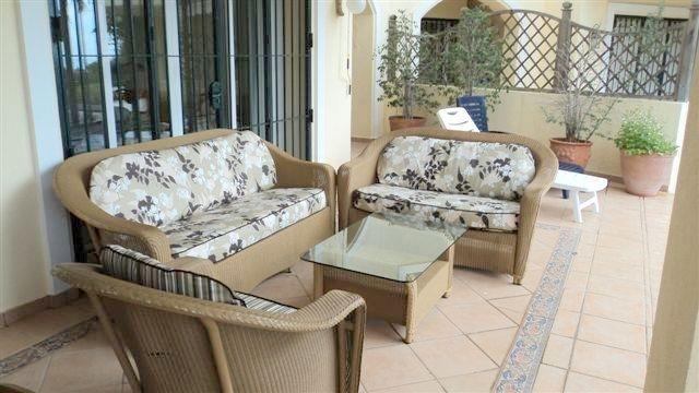 Garden Apt- Terrace furniture
