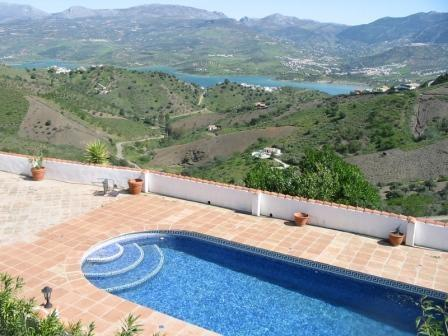 Holiday Villa in La Vinuela