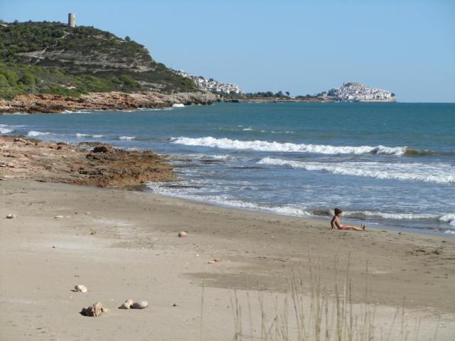 Serra  natural park ,Beautiful unspoilt beaches and coves