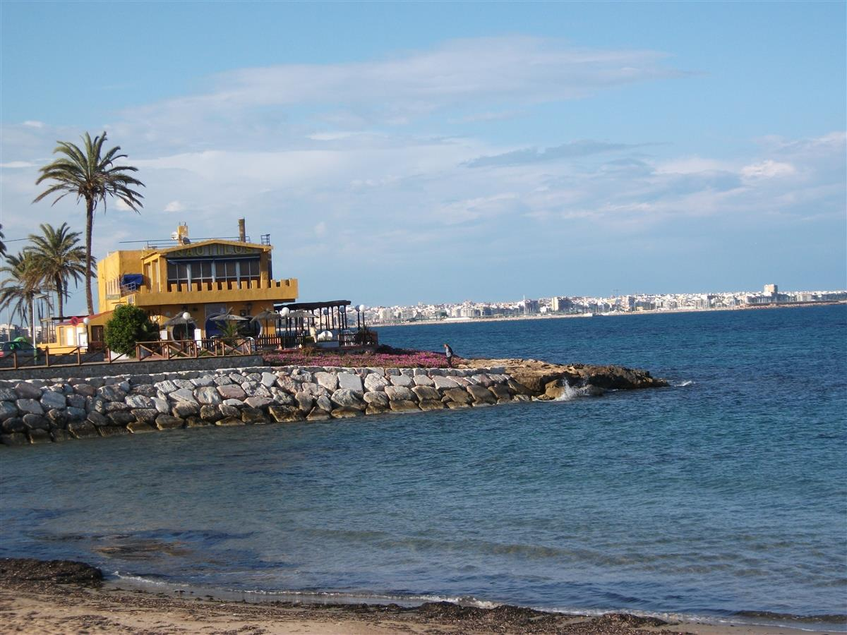 Punta Prima Beach and Restaurant