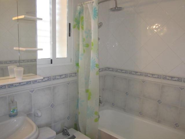 Second bathroom,full bath,power shower,bidet,vanity unit and w.c