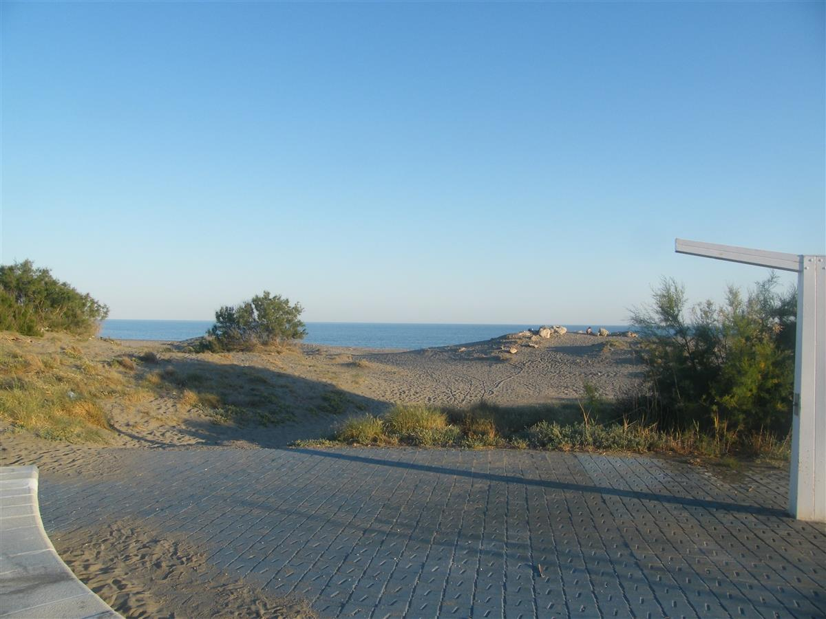 San Miguel beach - 50 metres from apartments