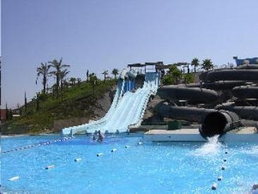 Parque Acuatico: home to a splendid water park.