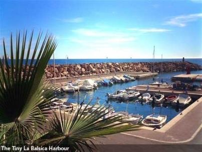 2 Marinas at Villaricos,why not Take a trip in a glass bottom boat