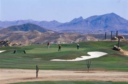 Desert Springs 18-hole international championship Golf course