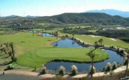 Valle de Este 18 hole course designed and opened in 2002 by Canale