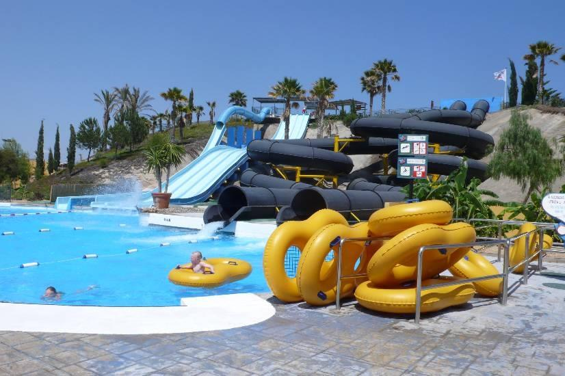 Another view of the Water Park.