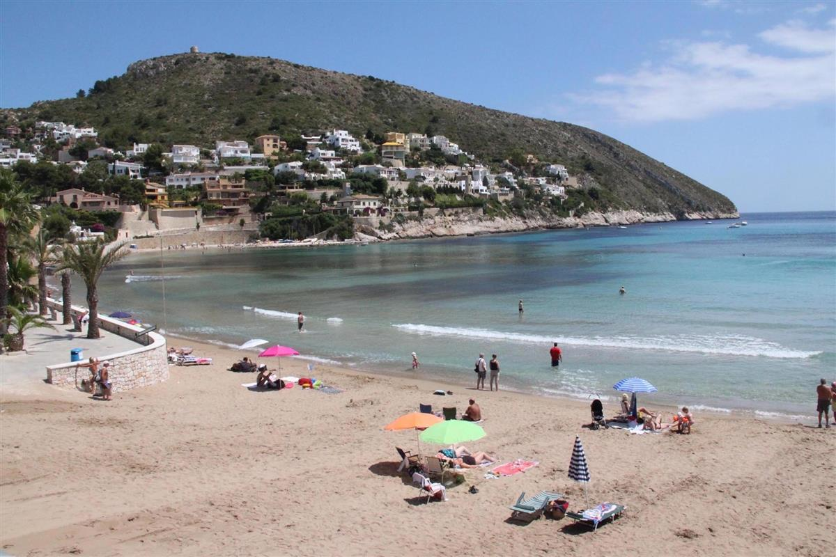 Local Beach at El Portet