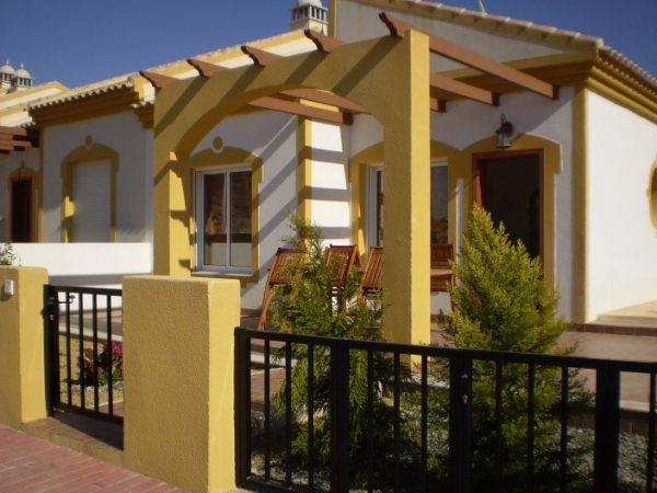 Location en Villa à Mazarron