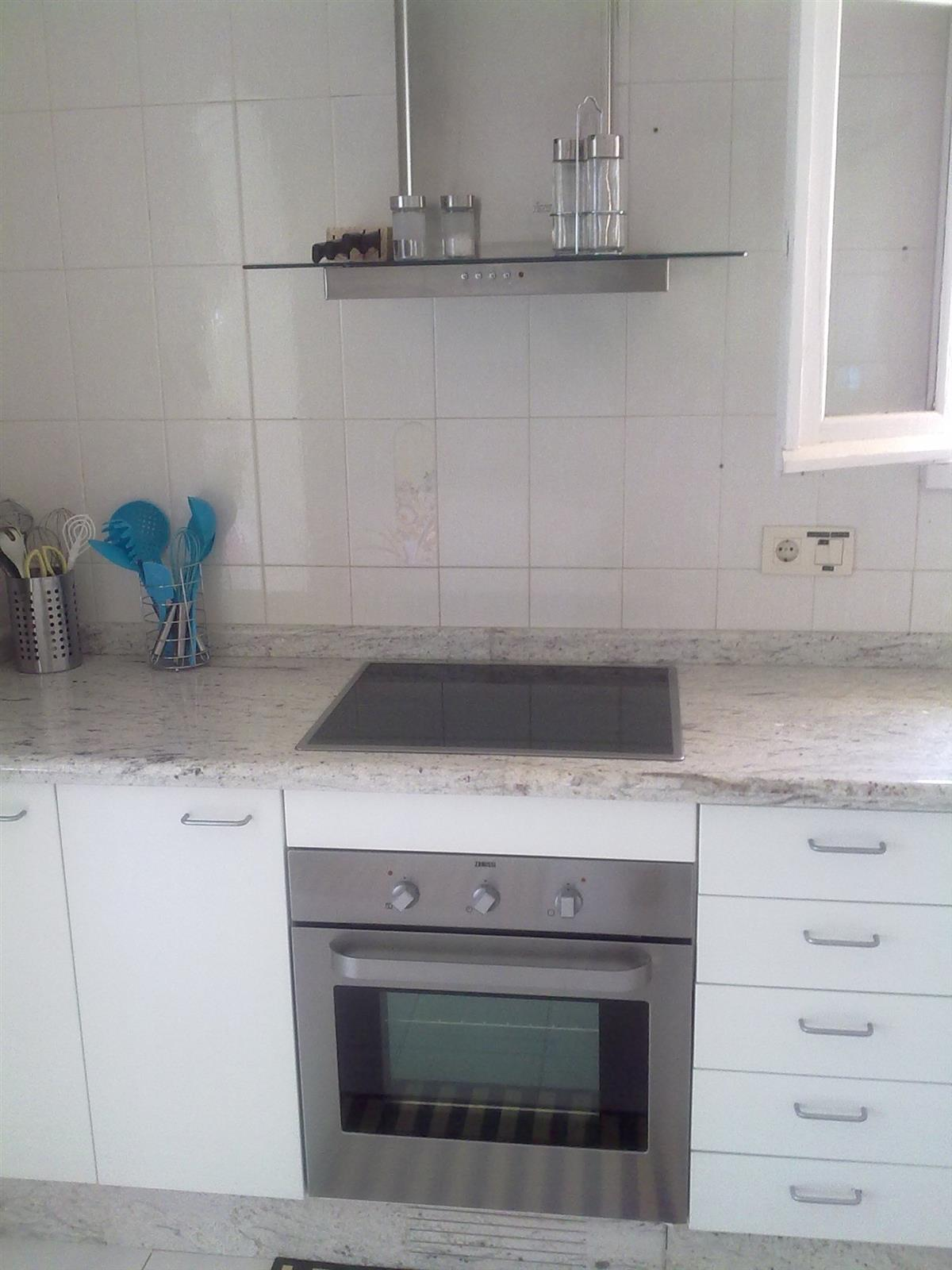Or new kitchen - new granite, exhaust, oven and sink, new cubbards