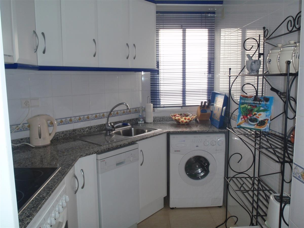 fully equipped kitchen (level 1)