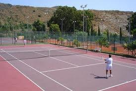 Club del Sol Tennis club/gym