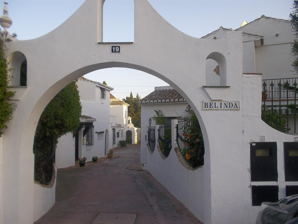 Villa Belinda Courtyard Entrance