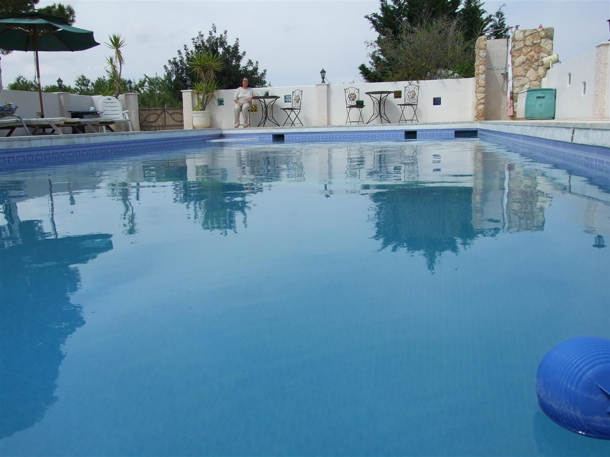 Luxury 12m X 6m Swimming Pool and terrace.