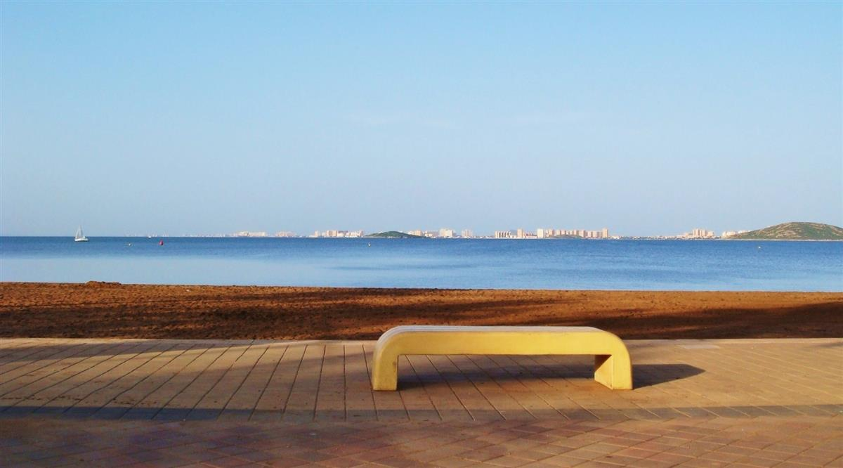 Mar Menor : Mar de Cristal beach