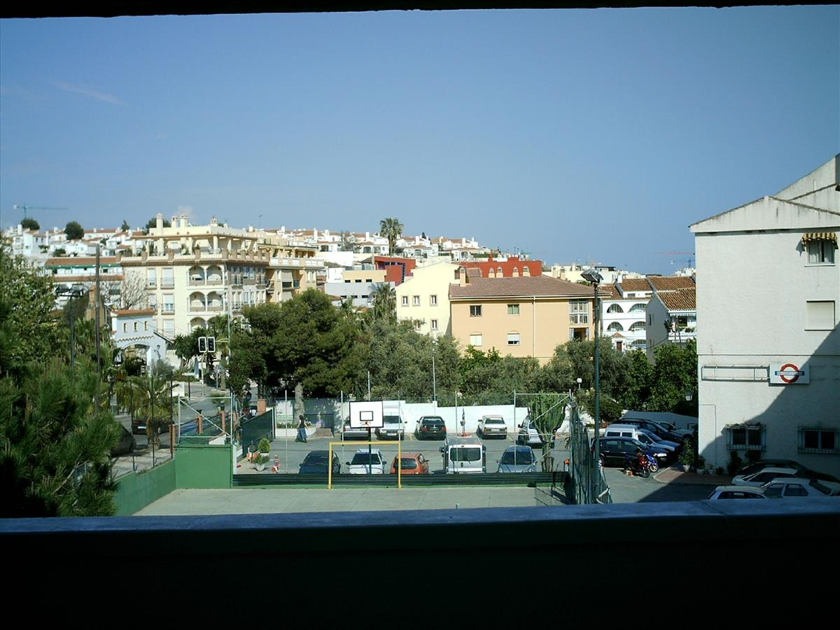 View of Rincon from Terrace
