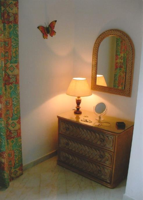 Unit in bedroom