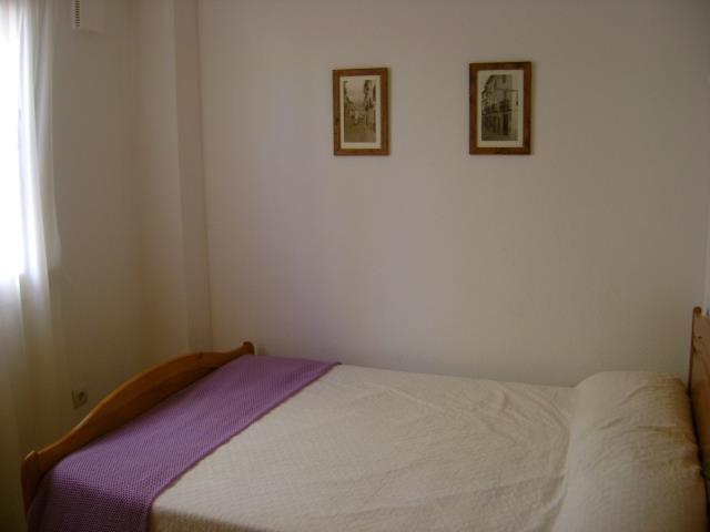 Smaller double bedroom