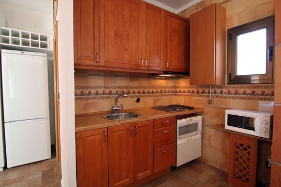 Practical kitchenette