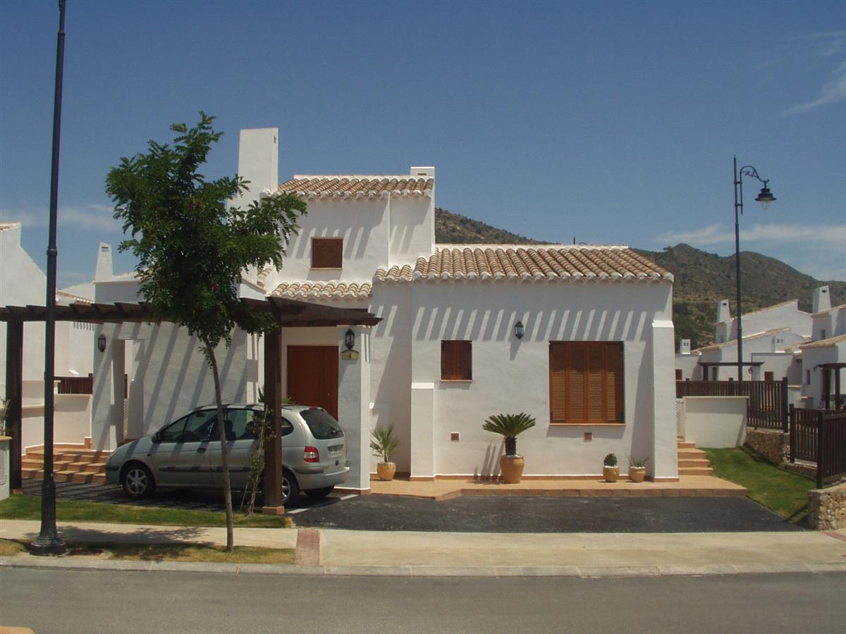 Front view of Villa Alcor 4 Agata