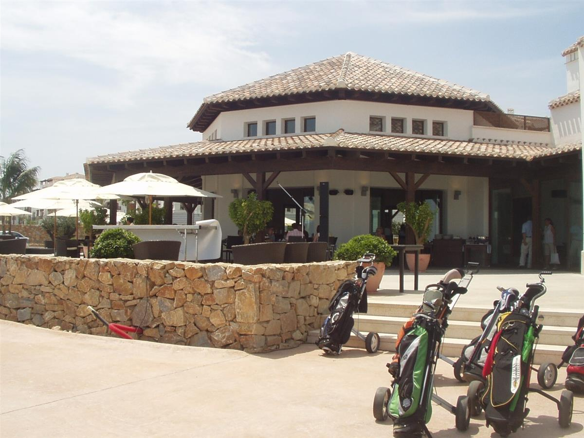 El Valle Club House