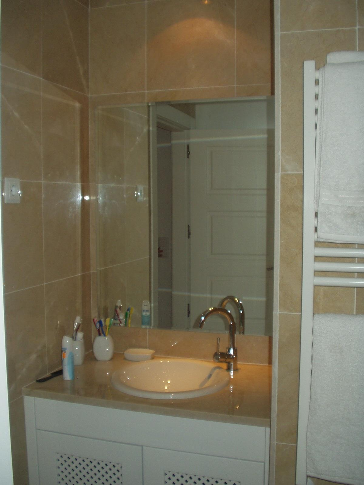 Shower / bathroom room