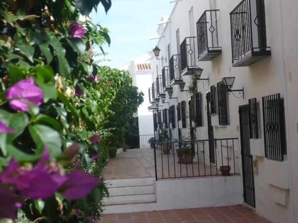Holiday Townhouse in Nerja