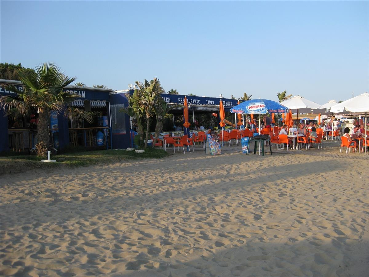 chiringuito beach bar