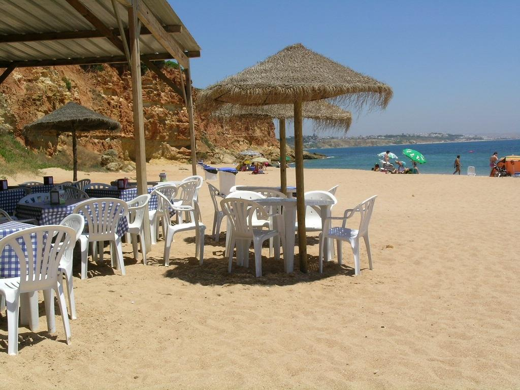 Restaurant at the Cala del Aceite