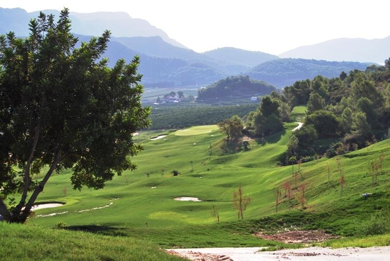 "GOLF COURSE ""LA GALIANA"