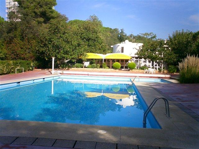 Community pool (at 100 m)
