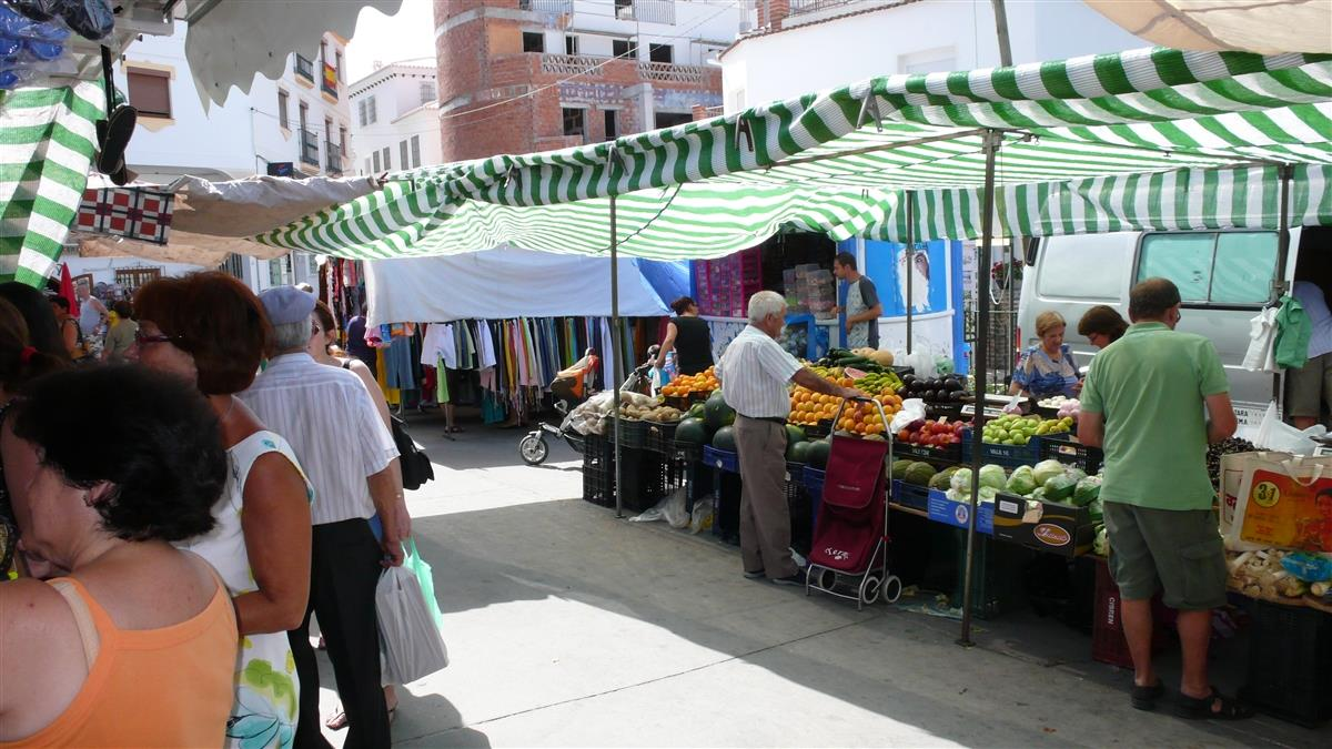 Market every saturday