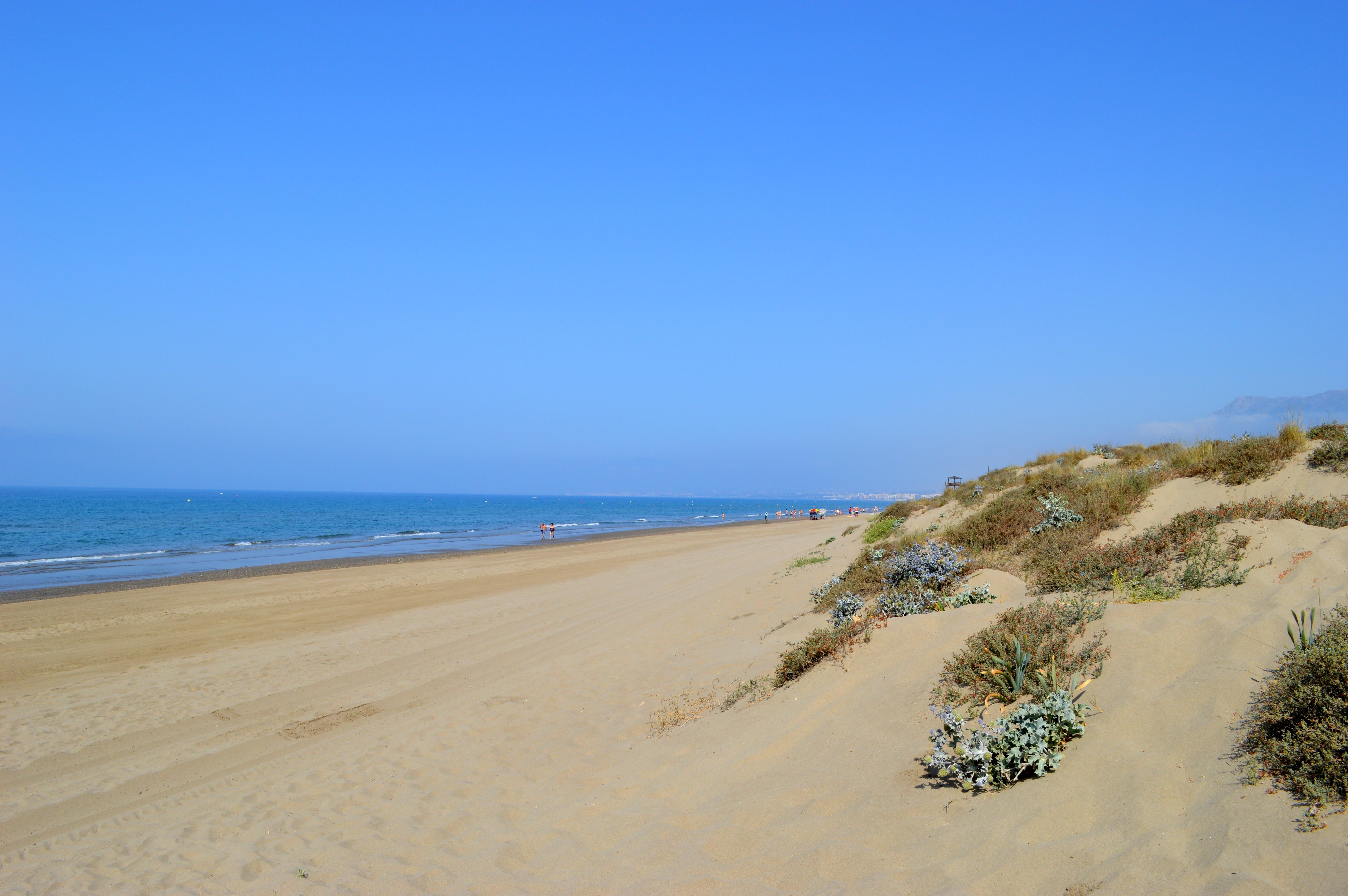 Top 10 beaches in Marb...