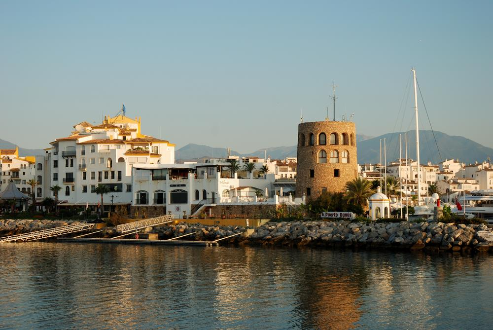 5 best running routes on the costa del sol for Puerto banus costa del sol