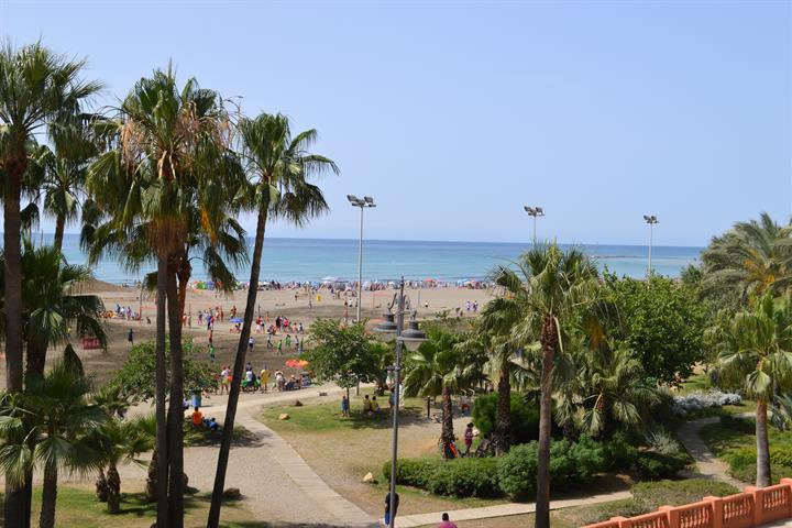 The beaches of Benalmadena - Playa Malapesquera / Playa Torrebermeja