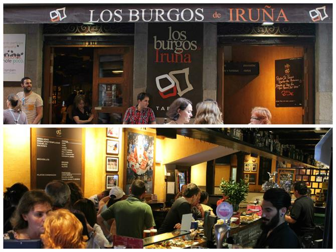 Los Burgos de Iruña, Pamplona - Basque Country (Spain)