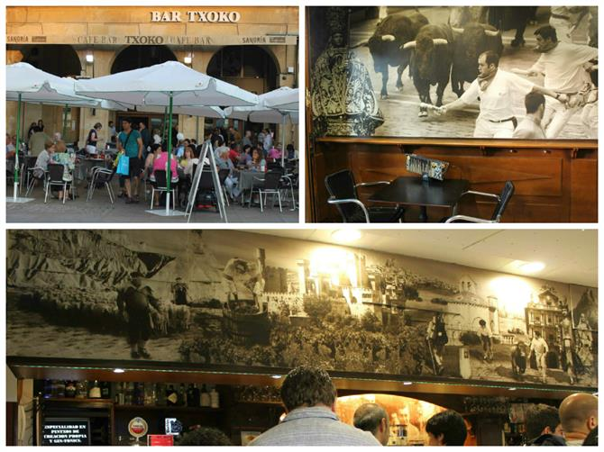 Bar Txoko, Pamplona - Basque Country (Spain)