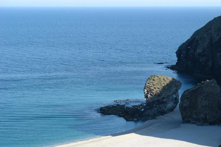 Why you should visit Playa de los Muertos in Cabo de Gata