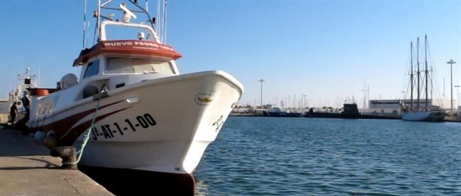 Torrevieja boats