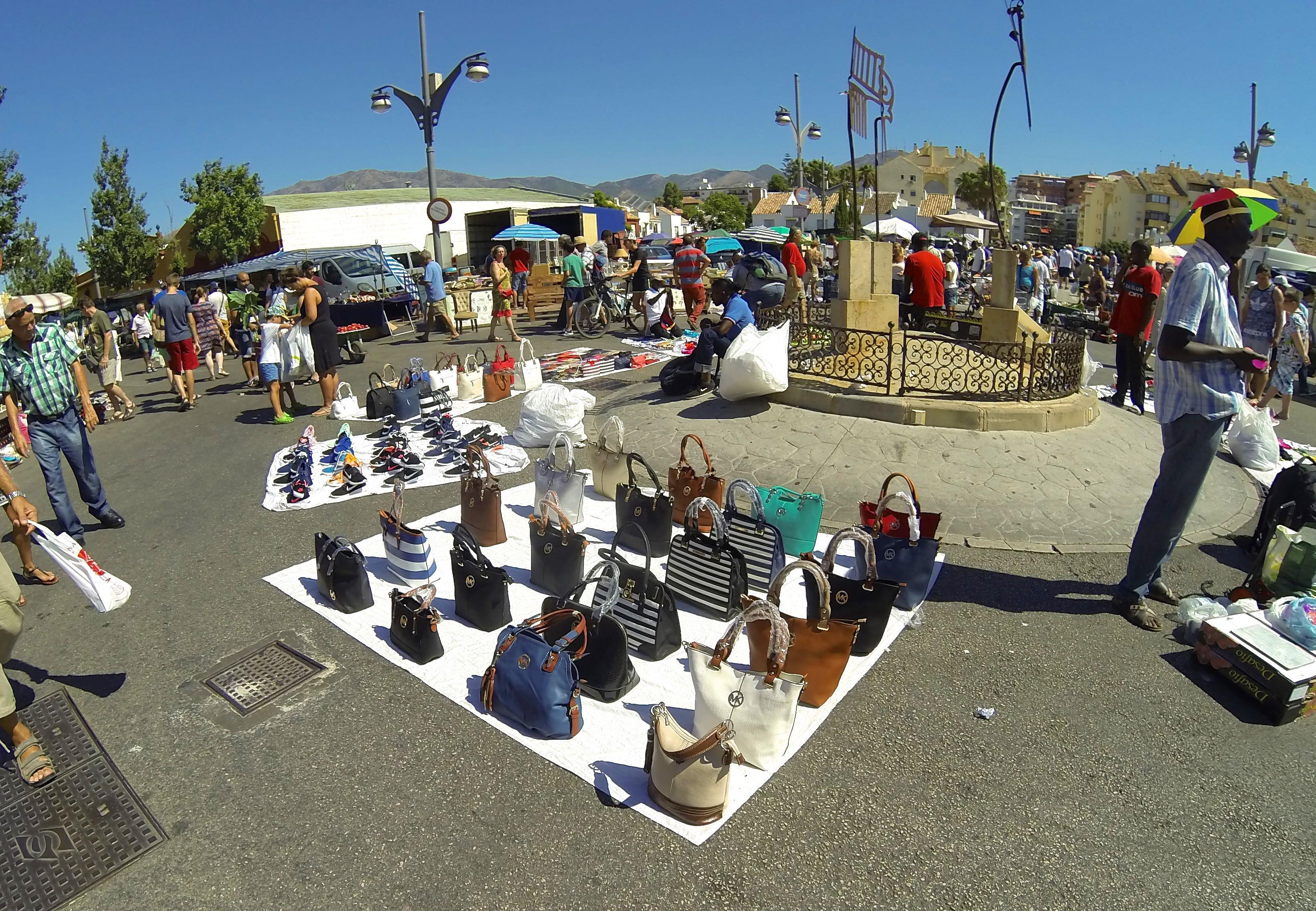 Fuengirola S Saturday Flea Market