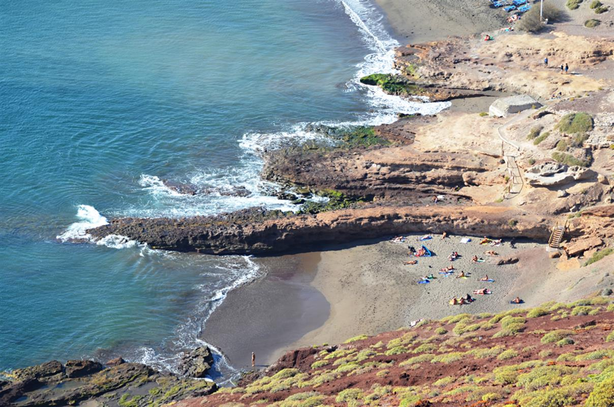 Guide to the best nudist beaches on Tenerife