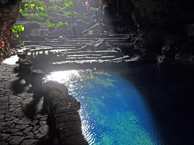 Jameos del Agua, Lanzarote, Canary Islands