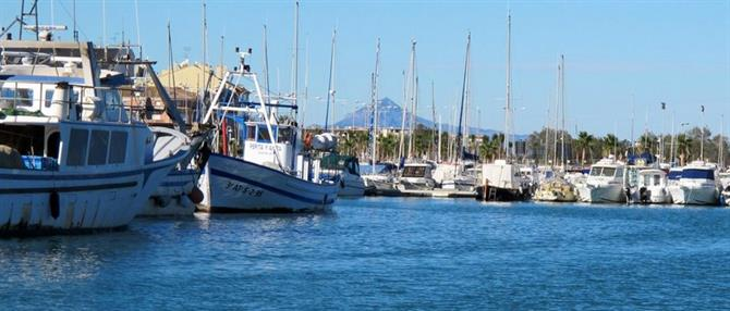 Denia fishing fleet