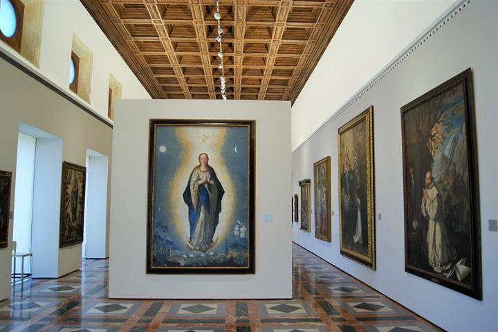 A visit to the Museum Bellas Artes in Granada