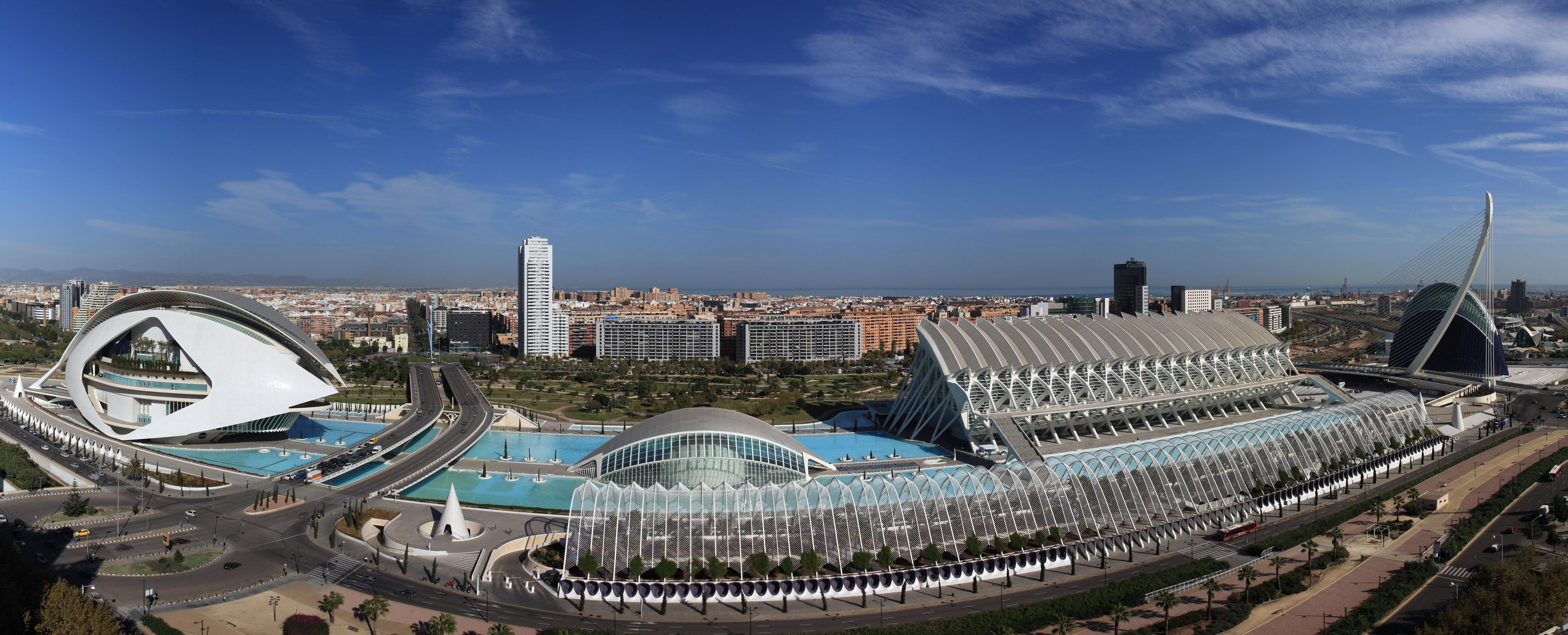 8 really cool things to do in Valencia  Spain Holiday