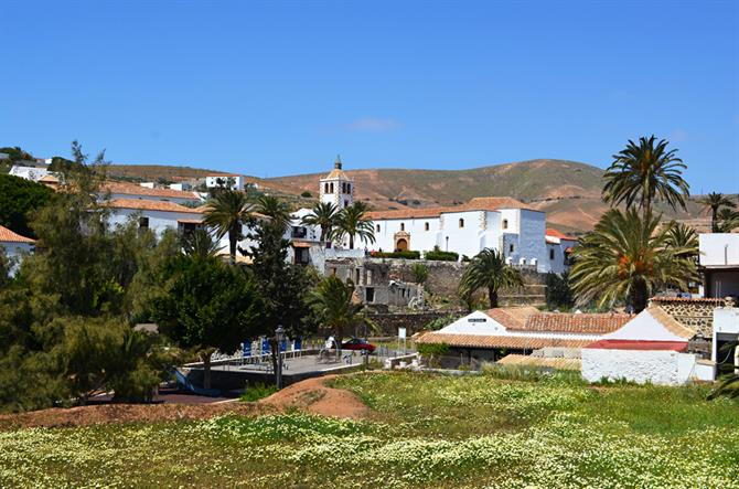 Betancuria, Fuerteventura, Canary Islands