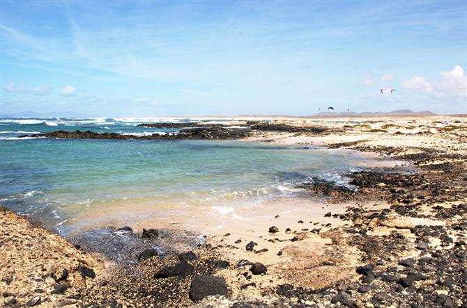 North west coastline, Fuerteventura, Canary Islands