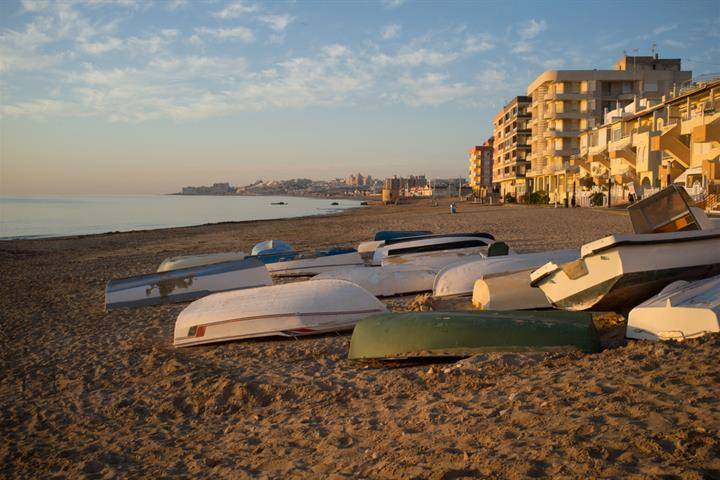 Guide to Torrevieja beaches